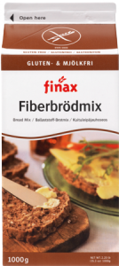 FINAX - GF Fibrebread Mix - Single Pack (1000 gms)